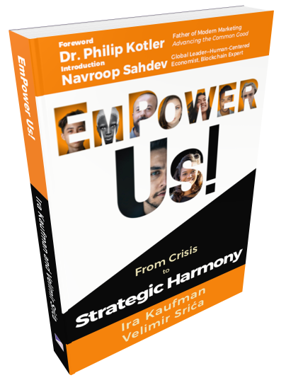EmPower Us! Paperback Book